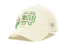 Notre Dame Fighting Irish NCAA Top of the World Molten White One-Fit Hat *SALE*