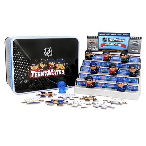 NHL Teenymates Series 3 HOCKEY Arena Collector Tin