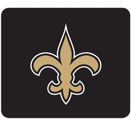 New Orleans SAINTS NFL Neoprene Mouse Pad *CYBER SALE*