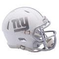 New York Giants NFL Speed Alternate ICE Riddell Mini Helmet *NEW*