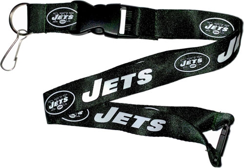 NEW York Jets NFL Green Lanyard