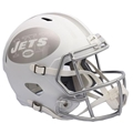 New York Jets NFL Speed Alternate ICE Riddell Mini Helmet *NEW*