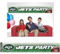 "New York Jets NFL 12"" x 68"" Party Banner"