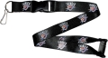 Oklahoma City Thunder NBA Black Lanyard