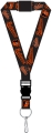 Baltimore Orioles MLB Black Lanyard
