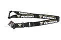 Pittsburgh Penguins NHL Black Lanyard