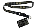Pittsburgh Penguins NHL 4x Stanley Cup Champions Dynasty Lanyard *NEW*