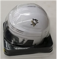 Pittsburgh Penguins NHL White Authentic Mini Helmet *NEW*