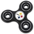 Pittsburgh Steelers NFL 3 Prong Fidget Spinners
