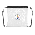 Pittsburgh Steelers NFL Clear String Stadium Approved Bag *NEW*