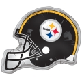"Pittsburgh Steelers NFL 26"" Mylar Helmet Balloon - BULK *CLOSEOUT*"