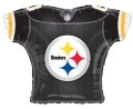 "Pittsburgh Steelers NFL 23"" Mylar Jersey Balloon - BULK *CLOSEOUT*"