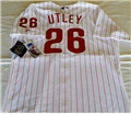 Philadelphia Phillies MLB #26 Utley Authentic Player Jersey Size 48 *CLOSEOUT*