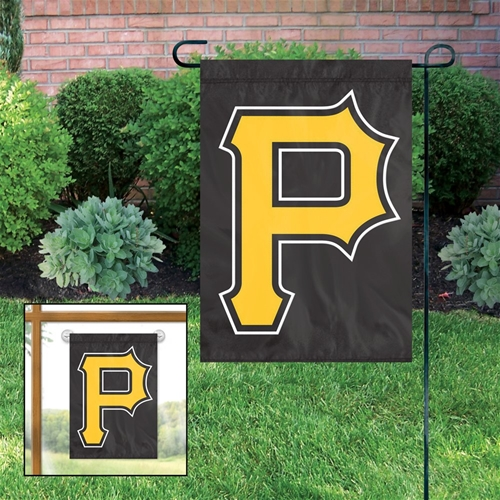 Pittsburgh Pirates MLB 15''x10.5'' Garden Flag *CLOSEOUT*
