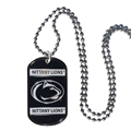Penn State Nittany Lions NCAA Dog Tag Necklace *NEW*