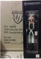 "Penn State Nittany Lions NCAA 14"" Wooden Guardian Nutcracker - 6 Count Case"