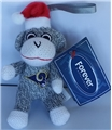 Los Angeles Rams NFL Sock Monkey Ornament *CLOSEOUT*