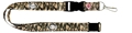 Cincinnati Reds MLB Brown Camo Lanyard