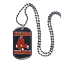 Boston Red Sox MLB Dog Tag Necklace *SALE*