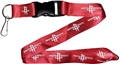 Houston Rockets NBA Red Lanyard