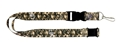 Colorado Rockies MLB Brown Camo Lanyard