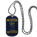 Kansas City Royals MLB Dog Tag Necklace *CLOSEOUT*