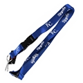 Kansas City Royals MLB Blue Lanyard