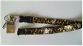 Sacramento Kings NBA Brown Camo Lanyard