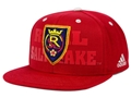 Real Salt Lake Soccer Club Adidas MLS Academy Snapback Cap