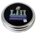 Super Bowl (52) LII NFL Jumbo Logo Pin *NEW*