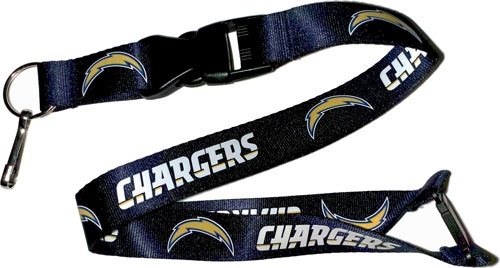 Los Angeles Chargers NFL Blue Lanyard *NEW*