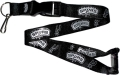 San Antonio Spurs NBA Black Lanyard