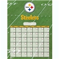 Pittsburgh Steelers NFL Dry Erase Calendar *CLOSEOUT*