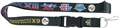 Pittsburgh Steelers NFL Super Bowl Champs Dynasty Lanyard *SALE*