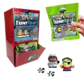 TeenyFreaks Series 1 Collectible Figures 24 Pack Gravity Feed Display Box **NEW**