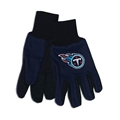 Tennessee Titans NFL 2 Tone Sport Utility Work Gloves *SALE*
