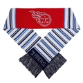 "Tennessee Titans NFL Glitter Stripe 60"" Team Knit Scarf *SALE*"