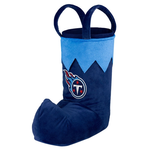 Tennessee Titans NFL Standing HOLIDAY 24'' Christmas Stocking