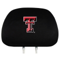 Texas Tech Red Raiders Embroidered Headrest Covers