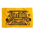 Pittsburgh Steelers Official Gold Terrible Towel Thanksgiving Edition *SALE*
