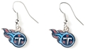 Tennessee Titans NFL Dangle Earrings