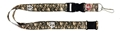 Minnesota Twins MLB Brown Camo Lanyard
