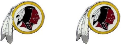Washington Redskins NFL Post STUD EARRINGS