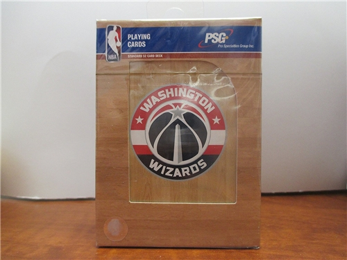 Washington Wizards NBA Playing Cards *SALE*