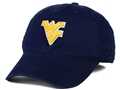 West Virginia Mountaineers NCAA Top of the World Relaxer Stretch Fit Hat Size M/L *SALE*
