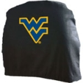 West Virginia Mountaineers Embroidered Headrest Covers