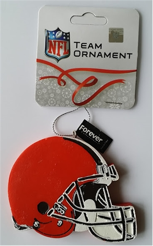 Cleveland Browns NFL Resin Team Logo Ornament *SALE*