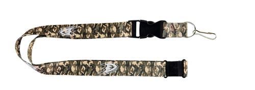 Anaheim Ducks NHL Camo Lanyard *SALE*