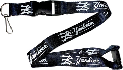 New York Yankees MLB Blue Lanyard