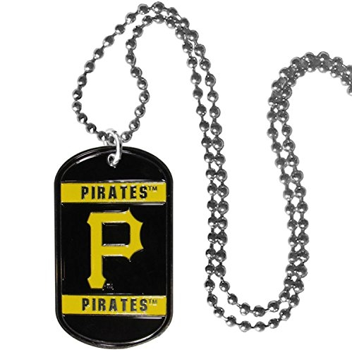 Pittsburgh Pirates MLB Dog Tag Necklace *SALE*